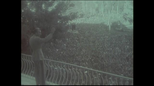 سخنرانی محمد رضا پهلوی