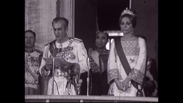 سخنرانی محمد رضا شاه
