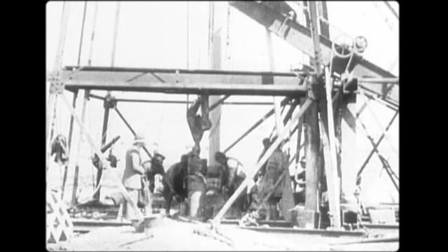 اولین چاه نفت ایران