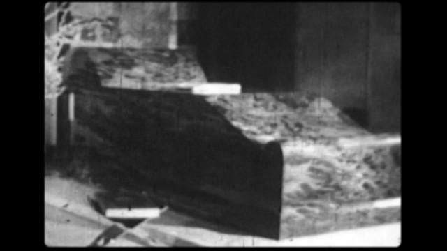 قبر رضا شاه