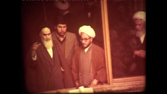 استقبال از امام خمینی (ره)