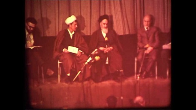 سخنرانی امام خمینی (ره)