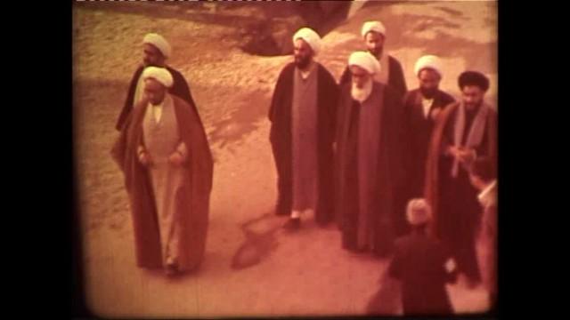 دیدار با امام خمینی